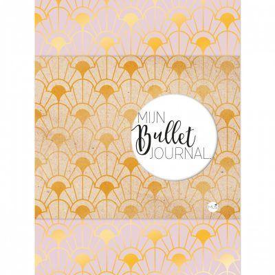 MUS Mijn Bullet Journal – Retrochic roze Bullet Journal