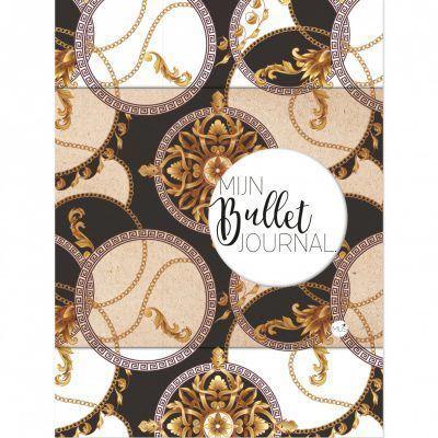 MUS Mijn Bullet Journal – Vintage versace Bullet Journal