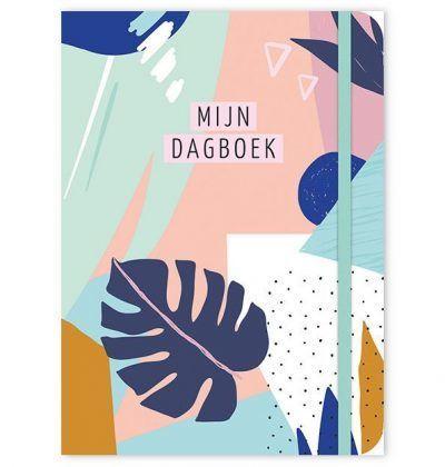 Mijn dagboek – Textures Dagboek voor volwassenen