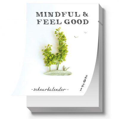 Mindful & feel good Scheurkalender 2021 Kalenders voor 2021