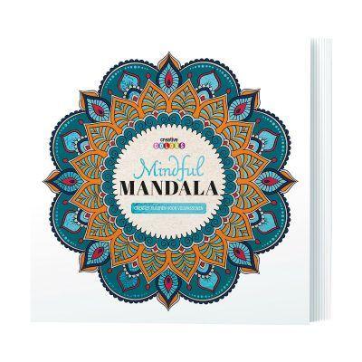 Mindful mandala kleurboek Kleurboek voor volwassenen