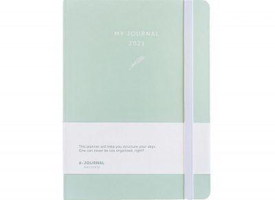 My Journal Jaaragenda 2021 – Mintgroen Jaaragenda