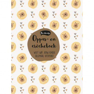 Hee Kleintje Oppas- & crècheboek Creche & oppasboek