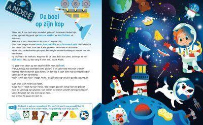 Speuren in de ruimte – Voorleesboek Doeboek