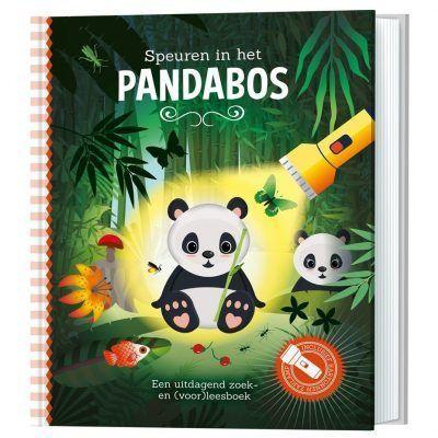 Speuren in het pandabos – Voorleesboek Doeboek