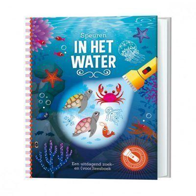 Speuren in het water – Voorleesboek Doeboek