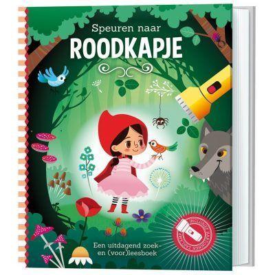 Speuren naar Roodkapje – Voorleesboek Doeboek