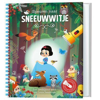 Speuren naar Sneeuwwitje – Voorleesboek Doeboek