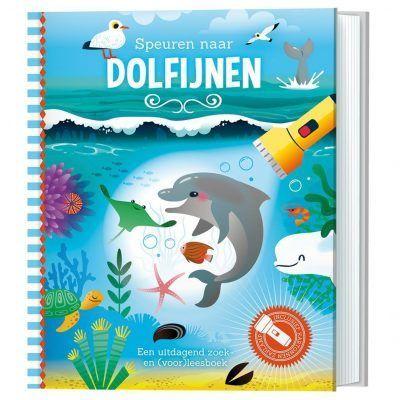 Speuren naar dolfijnen – Voorleesboek Doeboek