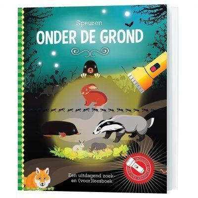 Speuren onder de grond – Voorleesboek Doeboek