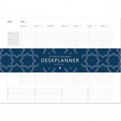 Structuurjunkie Deskplanner Deskplanners