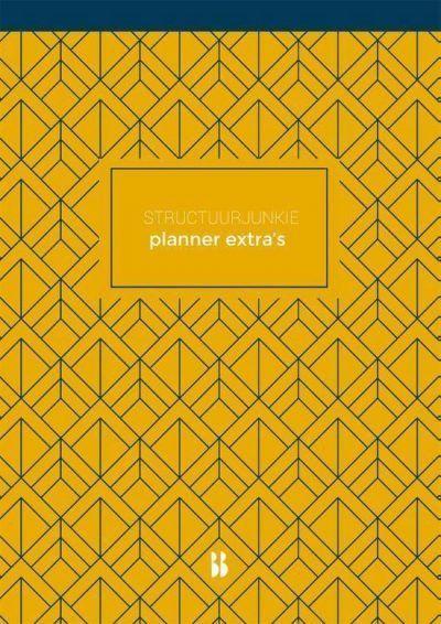 Structuurjunkie Planner extra's Boeken in de aanbieding
