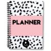 Studio Ins & Outs Planner A5 – Roze Jaarplanner