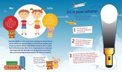 Voor het eerst met het vliegtuig – Voorleesboek Doeboek
