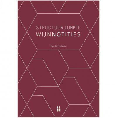 Structuurjunkie Wijnnotities Cadeauboeken