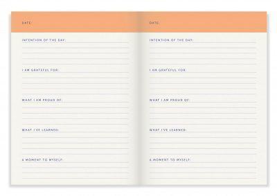 A-Journal Daily journal – Dagboek Dagboek voor volwassenen