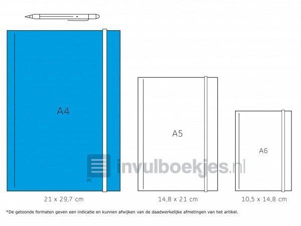 Fyllbooks Familieplanner 2022 – A4 Familie kalender
