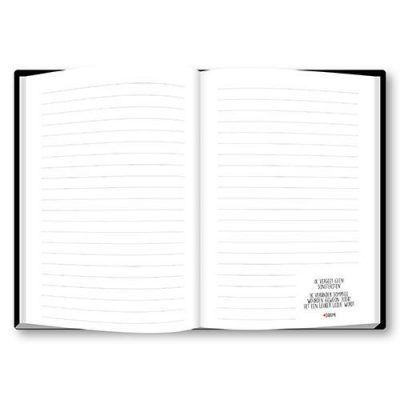 Darum Notitieboek – Vreemde gewoontes Notitieboek