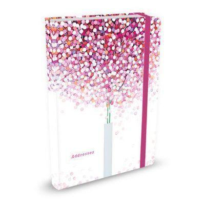 Peter Pauper Adresboek Lollipop Tree A6 Adresboek
