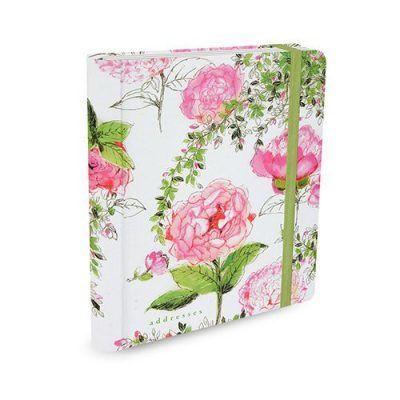 Peter Pauper Adresboek Rose Garden A5 Adresboek