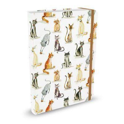 Peter Pauper Notitieboek Cat Tales A6 Notitieboek
