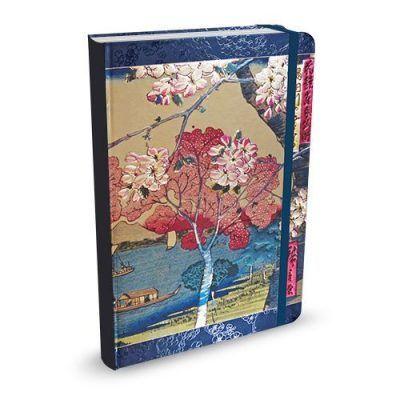 Peter Pauper Notitieboek Cherry Trees A6 Notitieboek