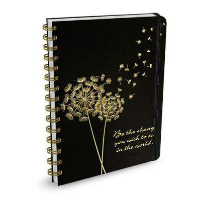 Peter Pauper Notitieboek Dandelion Wishes A5 Notitieboek