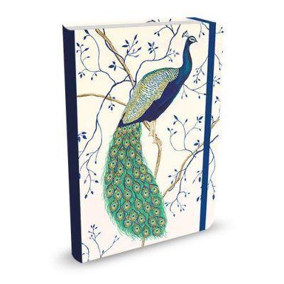 Peter Pauper Notitieboek Peacock A6 Notitieboek