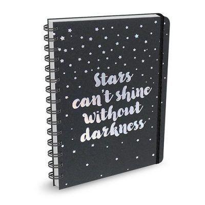 Peter Pauper Notitieboek Stars A5 Notitieboek