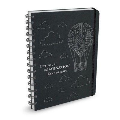 Peter Pauper Notitieboek Take Flight A5 Notitieboek