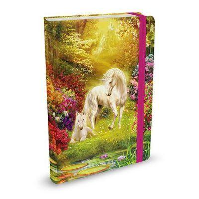 Peter Pauper Notitieboek Unicorn A5 Notitieboek