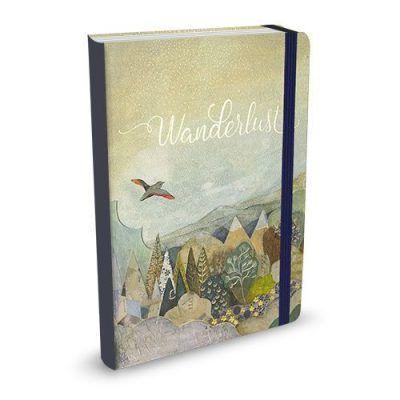 Peter Pauper Notitieboek Wanderlust A5 Notitieboek