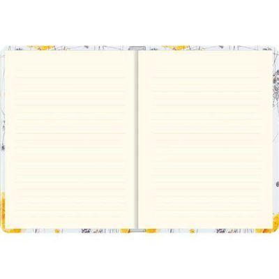 Peter Pauper Notitieboek Yellow Flowers A6 Notitieboek