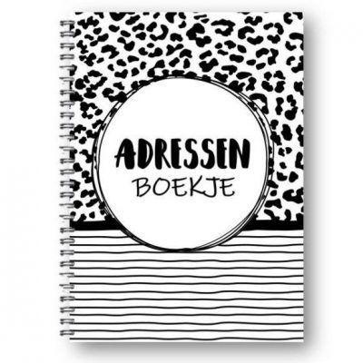 SilliBeads Adressenboekje Adresboek