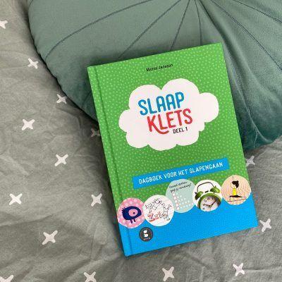 Gezinnig Slaapklets deel 1 – Dagboek Cadeauboeken tot 15,-
