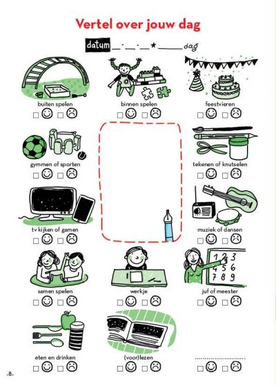 Gezinnig Slaapklets voor kleuters deel 1 – Dagboek Cadeauboeken tot 15,-