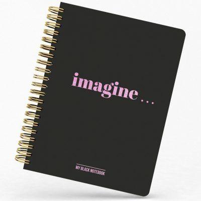 Studio Stationery Notitieboek Imagine Notitieboek