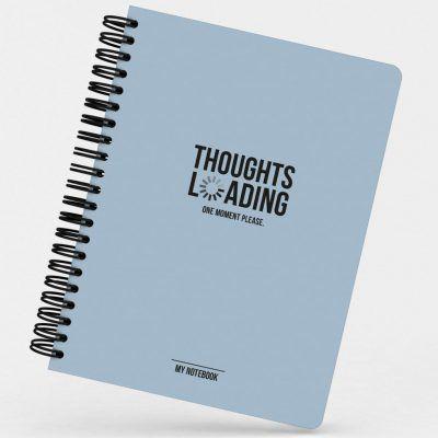 Studio Stationery Notitieboek Thoughts loading Notitieboek
