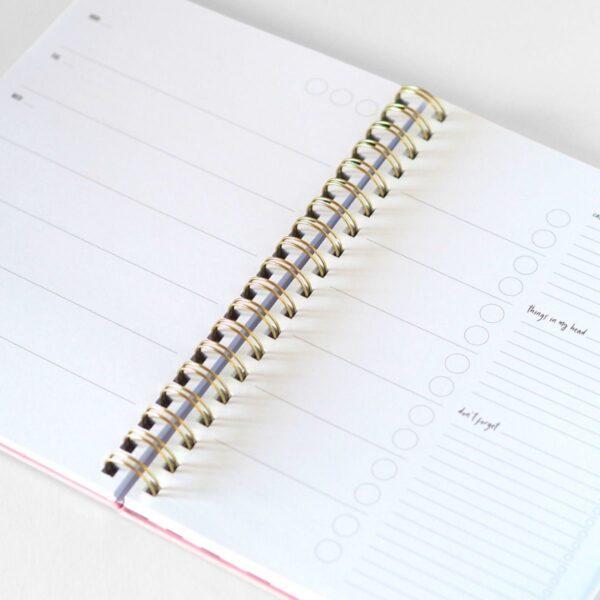 Studio Stationery My pink planner Agenda's