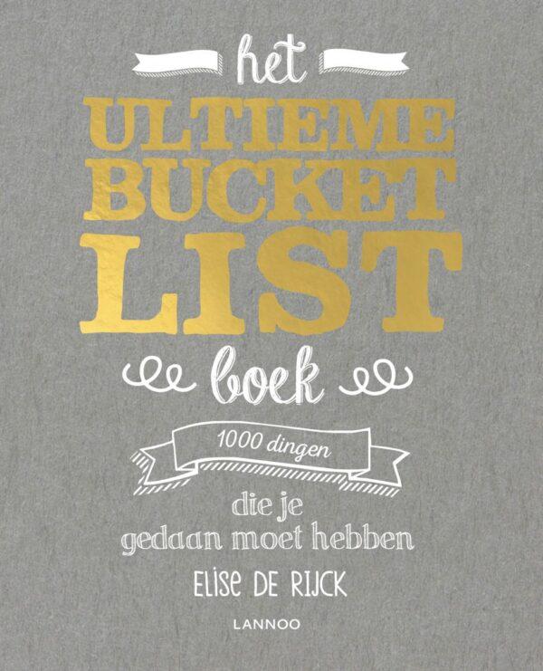 Het ultieme Bucketlist Boek Boeken met gratis verzending