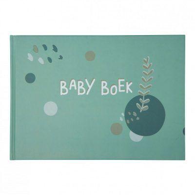 JEP! Kids Babyboek – Oudgroen Babyboek