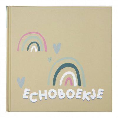 JEP! Kids Echoboekje – Mosterdgeel Echoboekje