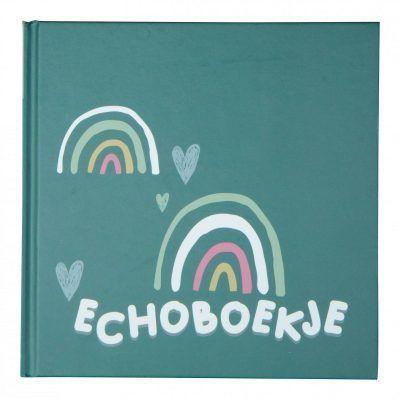 JEP! Kids Echoboekje – Tijmgroen Echoboekje