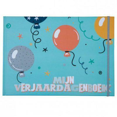 JEP! Kids Mijn verjaardagenboek – Mint Cadeauboeken