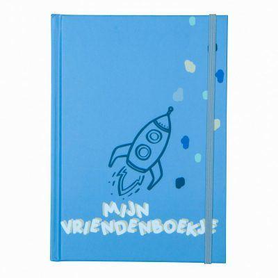 JEP! Kids Mijn vriendenboekje jongen – Oudblauw Vriendenboekje