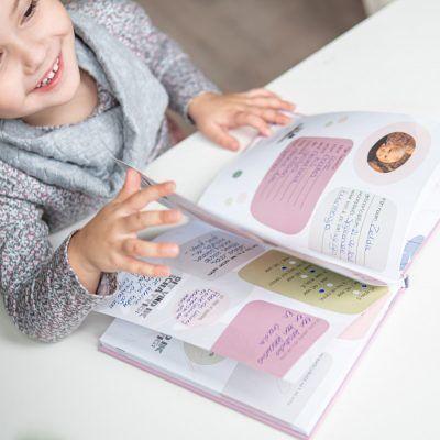 JEP! Kids Mijn vriendenboekje meisje – Veldgroen Vriendenboekje