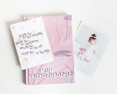 JEP! Kids Mijn vriendenboekje meisje – Plumroze Vriendenboekje