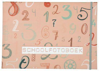 JEP! Kids Schoolfotoboek – Oudroze Schoolfotoboek