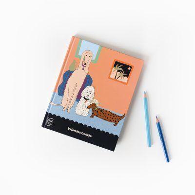 Lima & Lou vriendenboekje Vriendenboekje