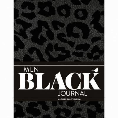 Mijn black journal – Black panther Bullet Journal